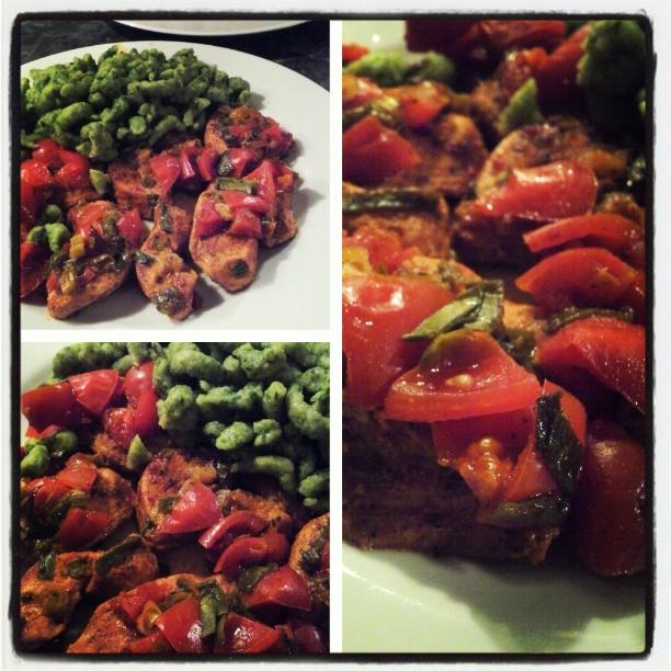 hähnchen-tomaten-thymian-relish