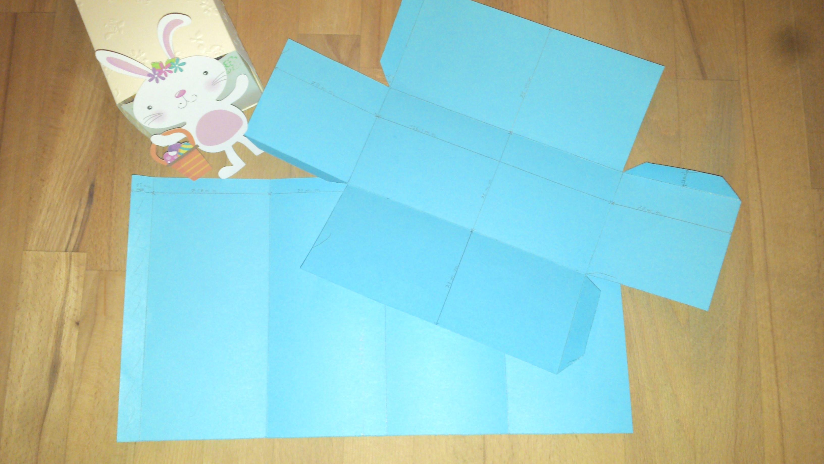 Häufig Macarons: Verpackung selbst machen | Blaublick.de MG48