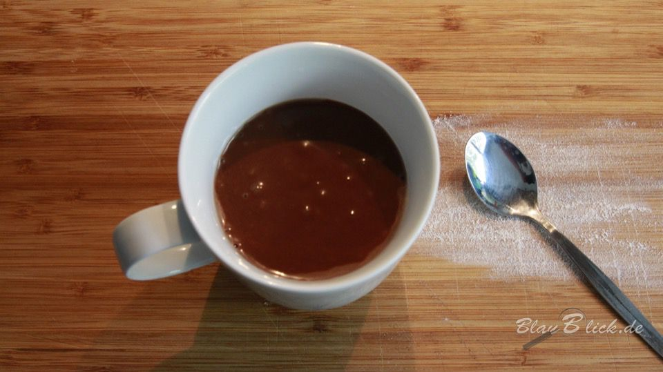 Nutella Tassenkuchen Schnell Einfach Und Suuuper Lecker